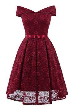 KAXIDY Women Dress Lace Dress Party Evening Short Mini Fo... https://www.amazon.com/dp/B079Z318NT/ref=cm_sw_r_pi_dp_U_x_iGS3AbQ3522XW