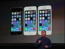 Apple's color guard: iPhone 5c leads to unit upside