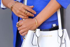 VivaLuxury - Fashion Blog by Annabelle Fleur: NEW IN: MICHAEL KORS GREENWICH SATCHEL