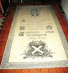 Leonidas Polk - (Confederate General) - Christ Episcopal Church - New Orleans.