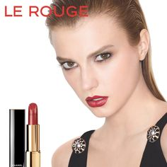 LE ROUGE CHANEL LIPSTICK ..By CHANEL