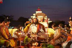 Mahashivratri Celebrations with #SriSri @BangaloreAshram
