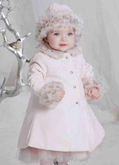 Coat #kids #fashion