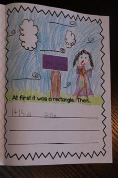 What Happens in First Grade: freebie
