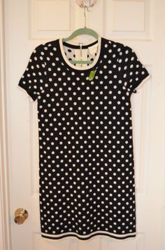 NWT $378 Kate Spade Spot On Joanie Dress Wool/Cashmere Sweater Dress Size Small #katespade #SweaterDress #Casual
