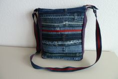 Shops, Drawstring Backpack, Textiles, Backpacks, Bags, Fashion, Hemming Jeans, Taschen, Jean Bag