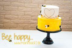 Bee happy... die Torte mit der Biene