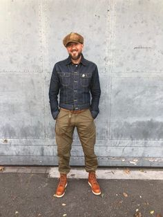 Men winter fashion 347269821265908530 - Source by altvision Bottes Red Wing, Red Wing Boots, Workwear Fashion, Denim Fashion, Fashion Pants, Cochella Outfits, Casual Outfits, Men Casual, Boujee Outfits