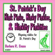 Sure an' you'll be glad you've found this treasure for St. Paddy's Day.  Digital task cards for your smartboard.