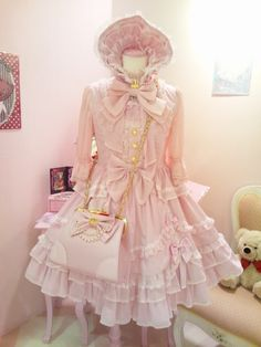#lolitafashion #kawaii