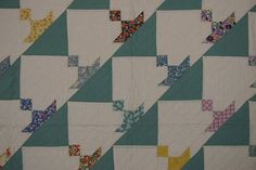 Abstract Baskets Quilt: Circa 1930; Pa.