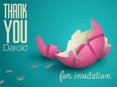 Thank you Darold J. Pinnock by marta leshak