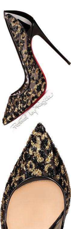 ✦ The Socialite's Shoes {a peak into Ms. Socialite's shoe closet. Please don't drool} ✦ Regilla ⚜ Christian Louboutin