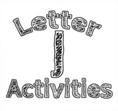 This week's letter was the letter J! All of the crafts, activities, and foods we made were all centered around letter recognition for the letter J. We jumped and juggled, we did paper crafts with jack o' lanterns and jellyfish, and we did...