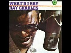Ray Charles - What'd I say (+playlist)