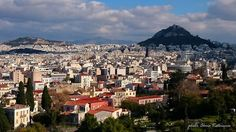 My city - Our Athens: Picturesque Plaka Athens, Paris Skyline, City, Travel, Voyage, Viajes, Traveling, Trips, Tourism