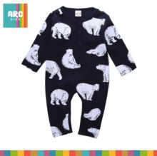 Cheap bear romper, Buy Quality baby boy girl directly from China rompers rompers Suppliers: Newborn Infant Spring Winter Kids Baby Boy Girls Bear Romper Jumpsuit Cotton O Neck Clothes Outfit Baby Girl Pants, Baby Girl Romper, Baby Boy Newborn, Baby Boys, Kids Girls, Baby Outfits, Newborn Outfits, Newborn Clothing, Kids Clothing