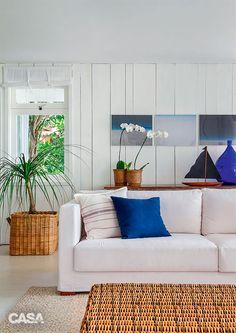 Casa em Búzios tem uma irresistível atmosfera rústica - Casa
