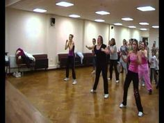 Zumba USA Tribute Country & Rock 'n' Roll - My favourite one! ♥