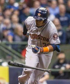 Carlos Gomez, Houston Astros