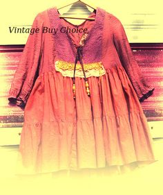 Altered couture blouse ...To by VintageBuyChoice on Etsy