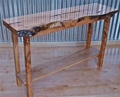 36 Inspiring DIY Wooden Furniture Projects - Currently it's not tricky to find the furniture. Wooden furniture is remarkably versatile and has various properties which make it ideal for domestic . by Joey Unique Wood Furniture, Live Edge Furniture, Diy Furniture Projects, Retro Furniture, Cheap Furniture, Wooden Furniture, Custom Furniture, Hall Furniture, Furniture Buyers