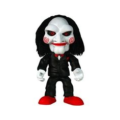 Saw Cinema of Fear Puppet 6 inch Stylized Rotocast Vinyl Action Figure   ToyZoo.com