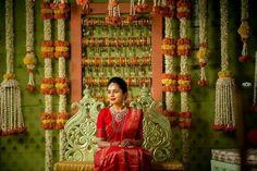 Marriage Decoration, Wedding Stage Decorations, Garland Wedding, Floral Decorations, Backdrop Decorations, Diwali Decorations, Backdrops, Wedding Flowers, Wedding Mandap