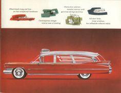 1959 Eureka Cadillac Ambulance... Yes, Ghostbusters. I know.