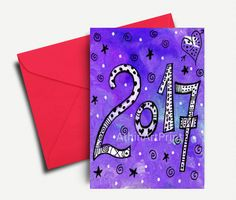 Printable New Years Card, Holiday Card, Happy New Year Card, Happy Holidays, 2017 Card, DIY Printable Christmas Card, INSTANT DOWNLOAD by AthinArtPrint on Etsy