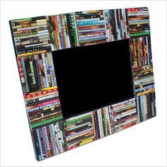 £15.00 Recycled Magazine Paper Photo Frame, Coils - handmade by Fair Trade artisans in Indonesia. #Eco