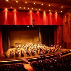 National Symphony Orchestra in the Cultural Center Miguel Ángel Asturias. Photo by Acuarela Chapina  ONLY THE BEST OF GUATEMALA