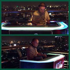 Live & Direct from SkyBar - 25 floor - Bangkok ! Sky Bar Bangkok, Grand Tour, Asia, Wrestling, Floor, Tours, Live, Lucha Libre, Pavement