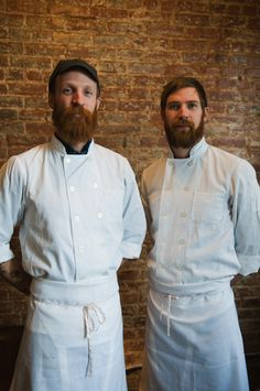 Brooklyn bean-to-bar fair trade artisan chocolatiers - The Mast Brothers, Rick and Michael, have a love affair with the spirit of craft, history and adventure in an era of artisan food makers in Brooklyn.