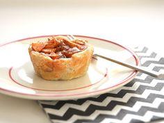 Mini-appeltaartjes met karamel - My Simply Special