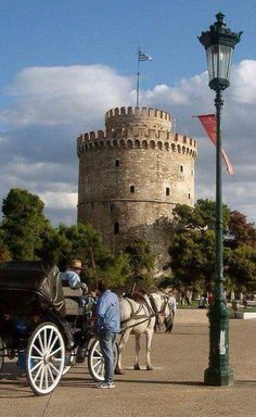 Thessaloniki Macedonia Hellas, its where i live, greece