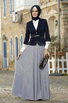 hijab office wear - Google Search