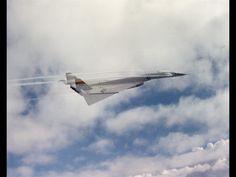 XB70 Valkyrie