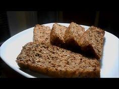 Banánový chlebík - recept bez lepku Banana Bread, Desserts, Food, Tailgate Desserts, Deserts, Essen, Postres, Meals, Dessert