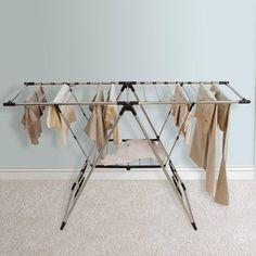 Greenway Indoor/Outdoor X-Large Drying Rack Clothes Drying Racks, Clothes Dryer, Clothes Line, Laundry Hanger, Laundry Dryer, Wall Mounted Drying Rack, Shoe Hanger, Hangers, Shower Rods
