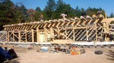 Sweet Green Dreams: Building an earthship in Texas!