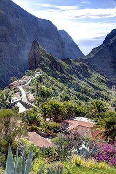 Masca, Tenerife, Canary Islands - absolutely stunning - have been there several times - the drive a little scary in places but well worth it
