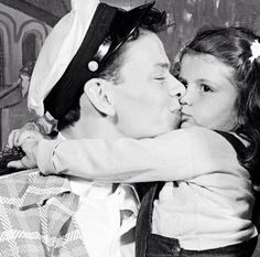 Frank and Nancy Sinatra in what is the most precious photo I have ever seen.