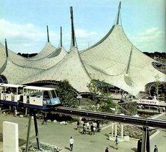 Pabellón Alemán – Montreal, Canadá (1967)