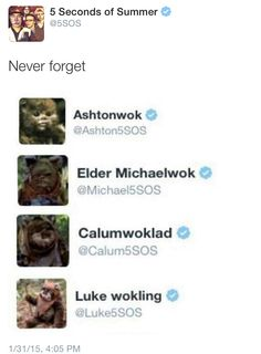 5SOS tweeted this today - 1/31
