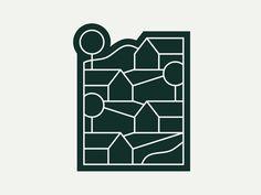 home icon Housing by Hayden Walker Wm Logo, Type Logo, Urban Icon, Illustrator, City Logo, Home Icon, Emblem, Badge Design, Reno