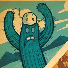 Roller Derby Summer Poster - Whaleskin Illustration Portfolio