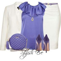 Wedding / Work outfit