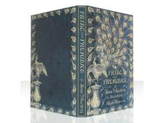 iPad mini Case  Pride and Prejudice Book Cover by MarstonBindery
