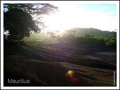 Mauritius: Chamarel Coloured Earth